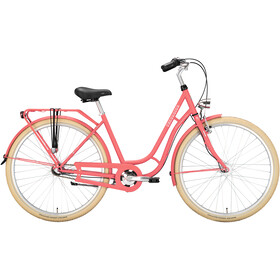 Excelsior Swan-Retro 3-speed TSP, rosé matt